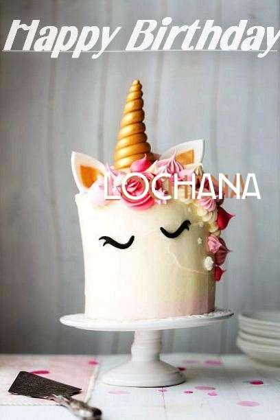 Happy Birthday to You Lochana