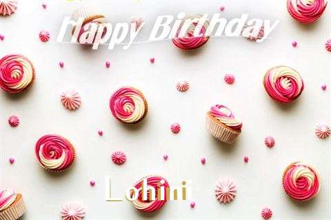 Birthday Images for Lohini