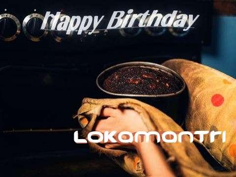 Happy Birthday Cake for Lokamantri