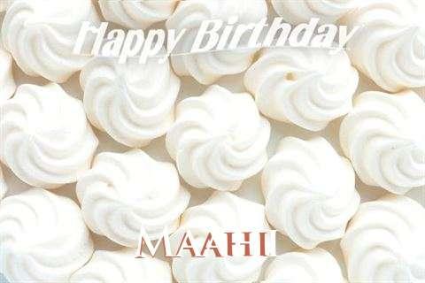 Maahi Birthday Celebration