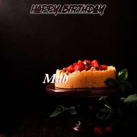 Mab Birthday Celebration