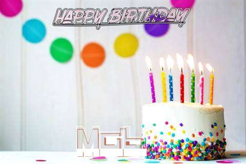 Happy Birthday Cake for Mab