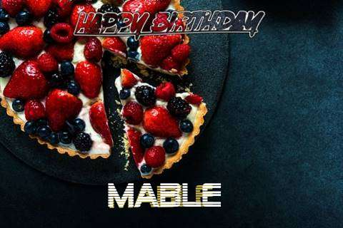 Mable Birthday Celebration
