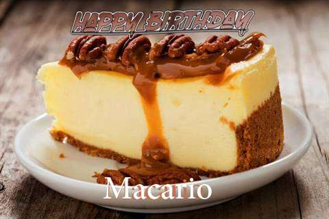 Macario Birthday Celebration