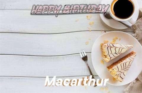 Macarthur Cakes
