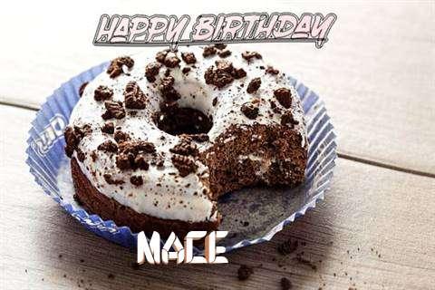 Happy Birthday Mace