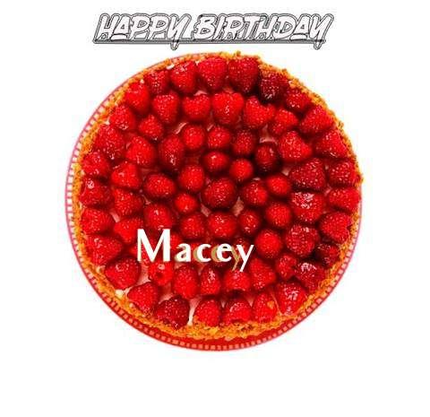Happy Birthday to You Macey