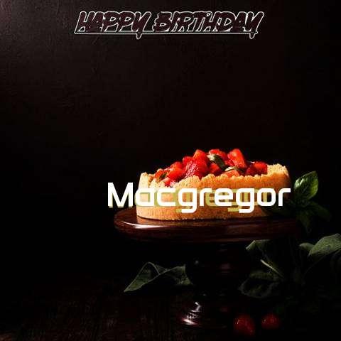 Macgregor Birthday Celebration