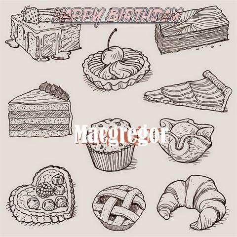 Happy Birthday to You Macgregor