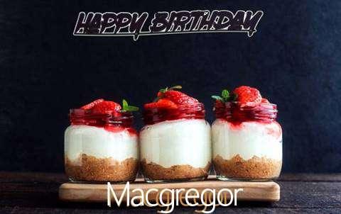 Wish Macgregor