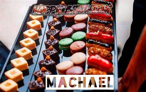 Happy Birthday Machael