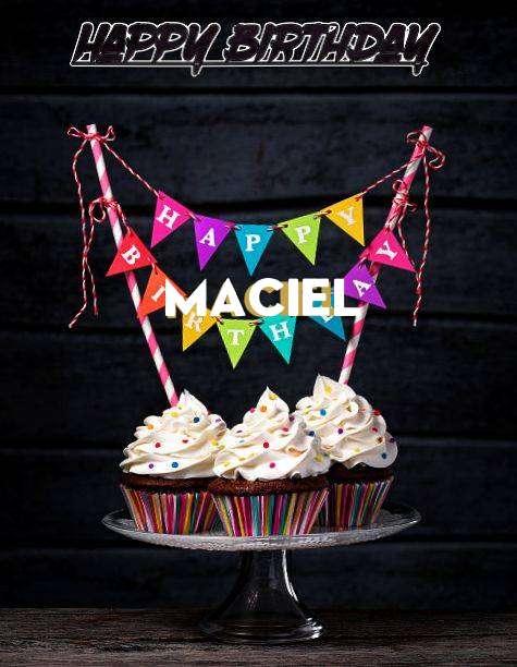 Happy Birthday Maciel