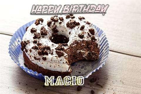 Happy Birthday Macio