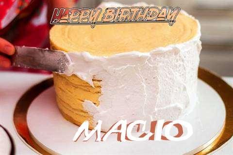 Birthday Images for Macio