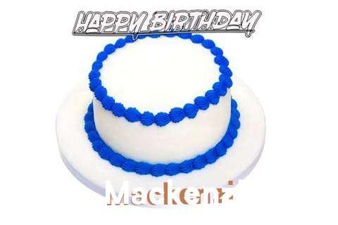 Birthday Wishes with Images of Mackenzi