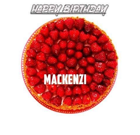 Happy Birthday to You Mackenzi