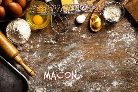 Macon Cakes