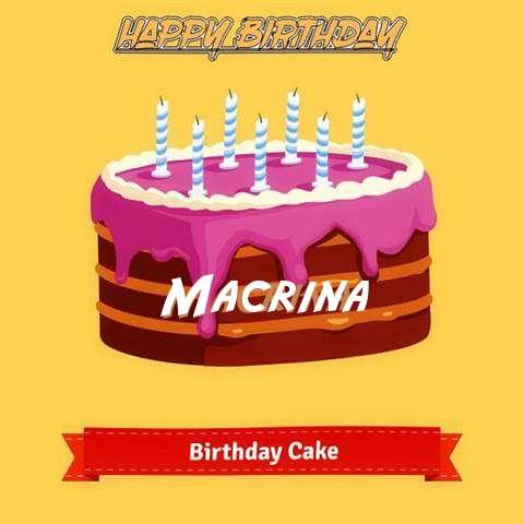 Wish Macrina
