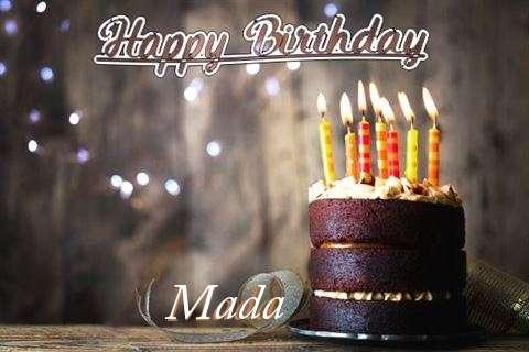 Mada Cakes