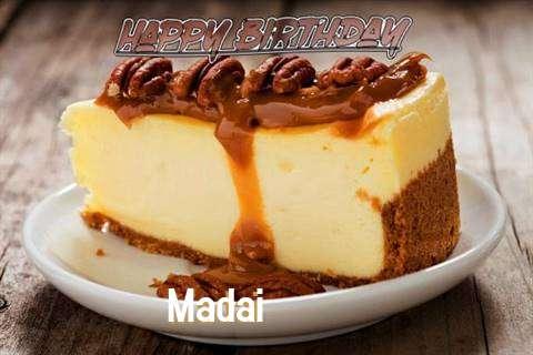 Madai Birthday Celebration