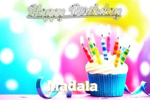 Happy Birthday Madala
