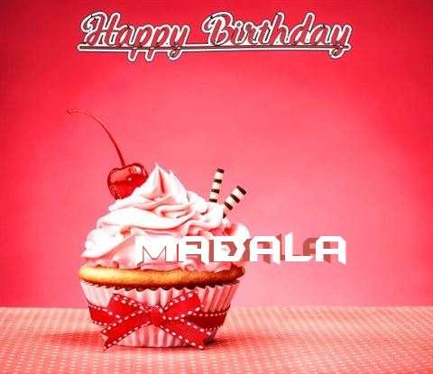Birthday Images for Madala