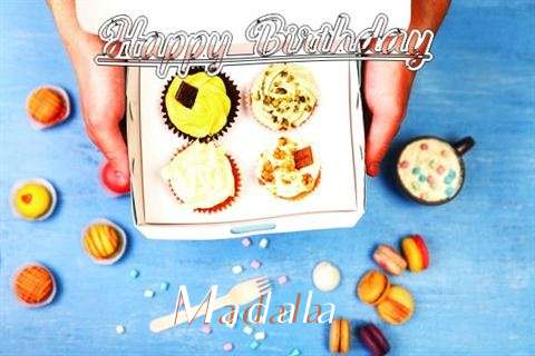 Madala Cakes