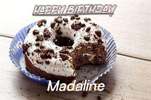Happy Birthday Madaline