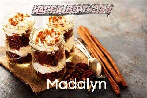 Madalyn Birthday Celebration