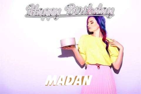 Madan Birthday Celebration