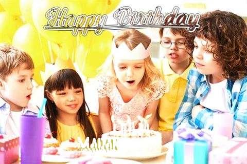 Happy Birthday to You Madan