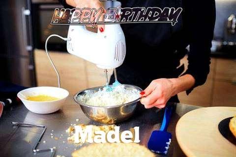 Happy Birthday Madel