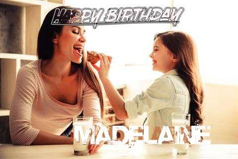 Madelaine Birthday Celebration