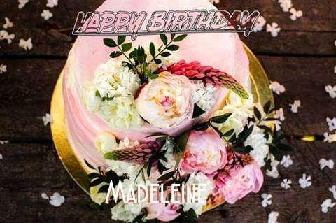 Madeleine Birthday Celebration