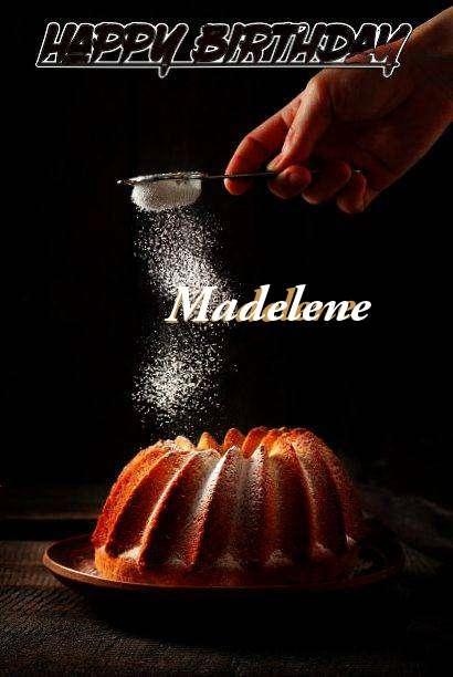 Birthday Images for Madelene