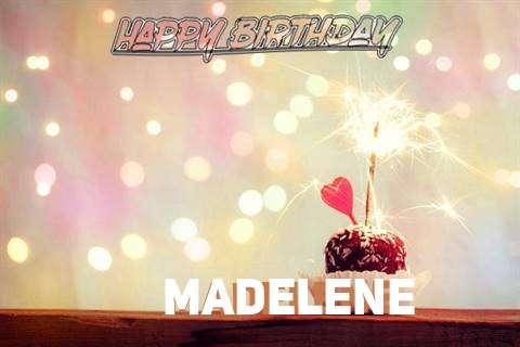 Madelene Birthday Celebration