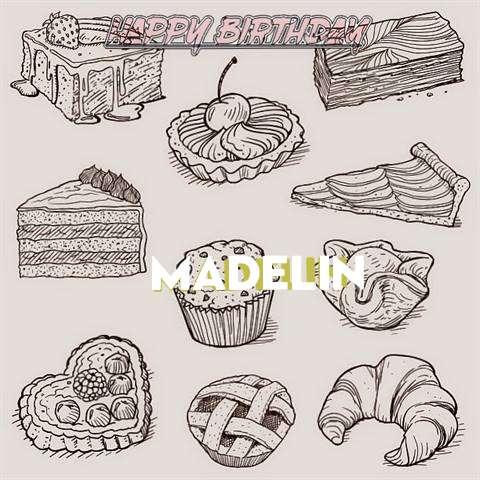Happy Birthday to You Madelin