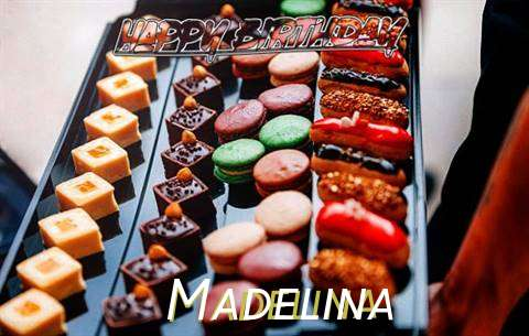 Happy Birthday Madelina