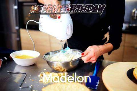 Happy Birthday Madelon