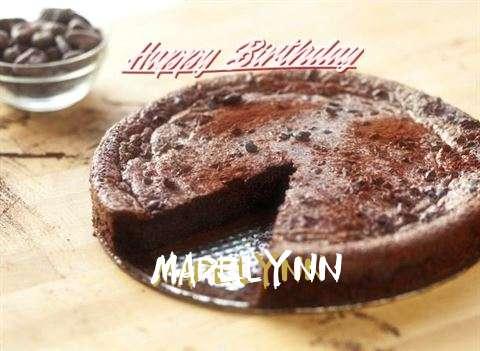 Happy Birthday Madelynn