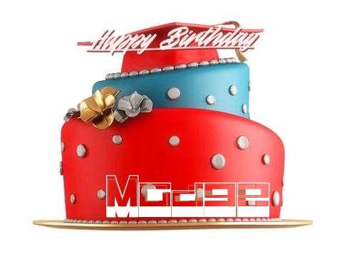 Happy Birthday to You Madge