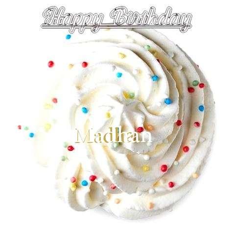 Happy Birthday Madhan