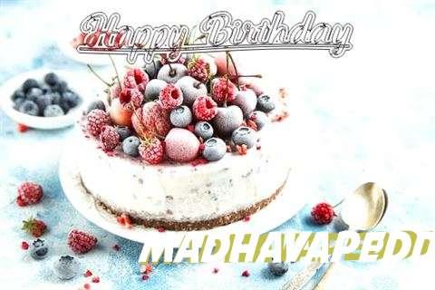 Happy Birthday Cake for Madhavapeddi