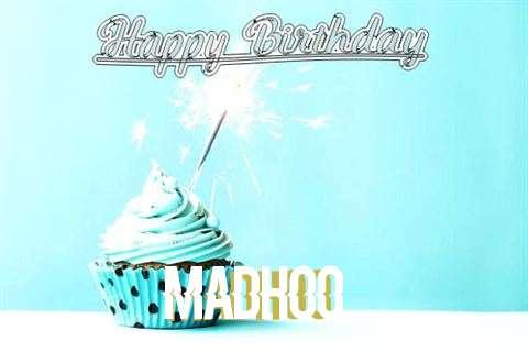 Happy Birthday Cake for Madhoo