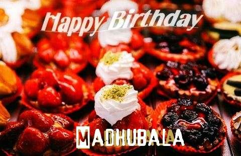 Happy Birthday Cake for Madhubala
