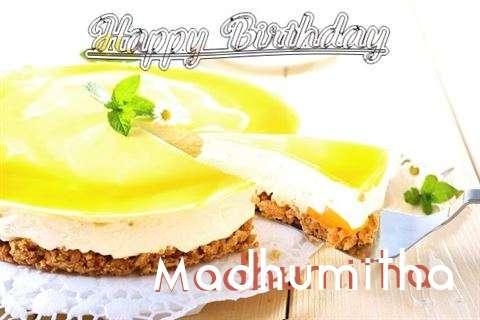 Wish Madhumitha