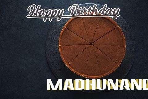 Happy Birthday to You Madhunandan