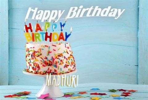 Birthday Images for Madhuri