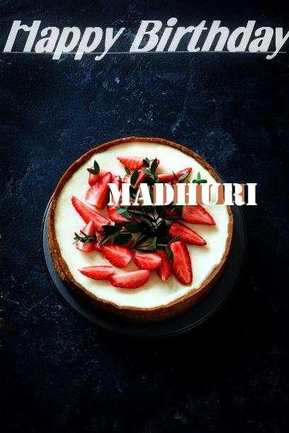 Wish Madhuri