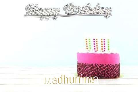 Happy Birthday to You Madhurima